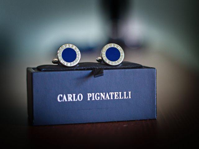 Il matrimonio di Lina e Mario a Castellammare di Stabia, Napoli 1