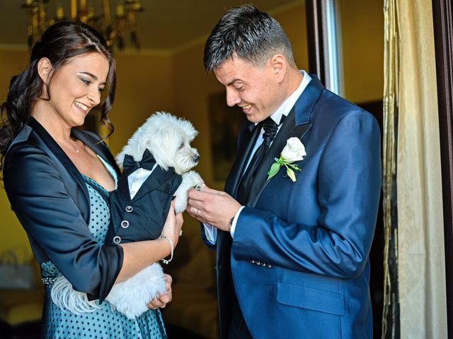 Il matrimonio di Lina e Mario a Castellammare di Stabia, Napoli 6