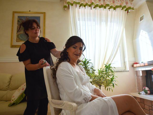 Il matrimonio di Lina e Mario a Castellammare di Stabia, Napoli 12