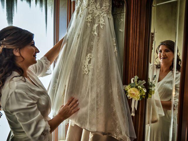 Il matrimonio di Lina e Mario a Castellammare di Stabia, Napoli 13