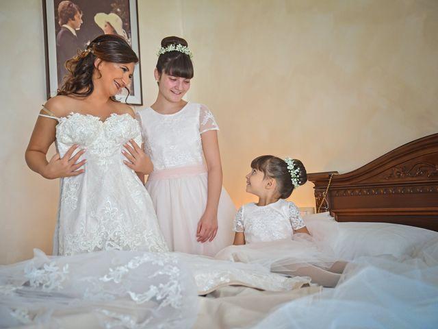 Il matrimonio di Lina e Mario a Castellammare di Stabia, Napoli 19