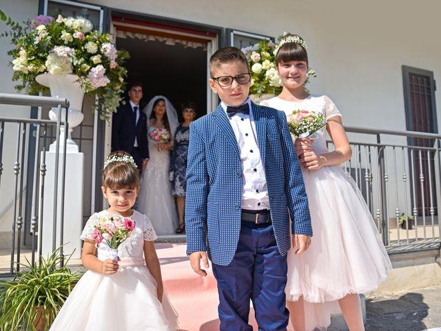 Il matrimonio di Lina e Mario a Castellammare di Stabia, Napoli 26