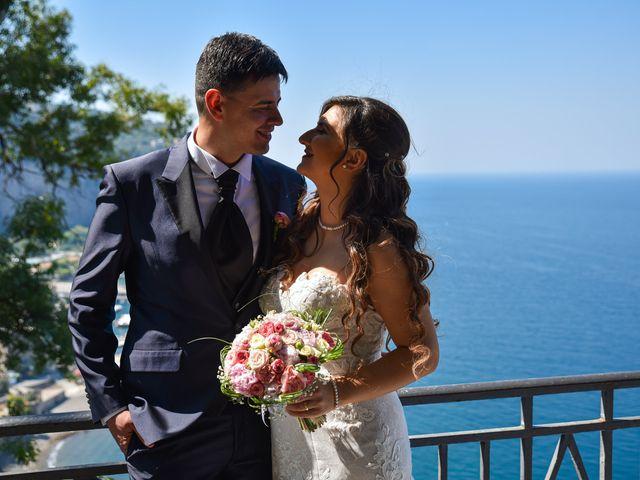 Il matrimonio di Lina e Mario a Castellammare di Stabia, Napoli 29