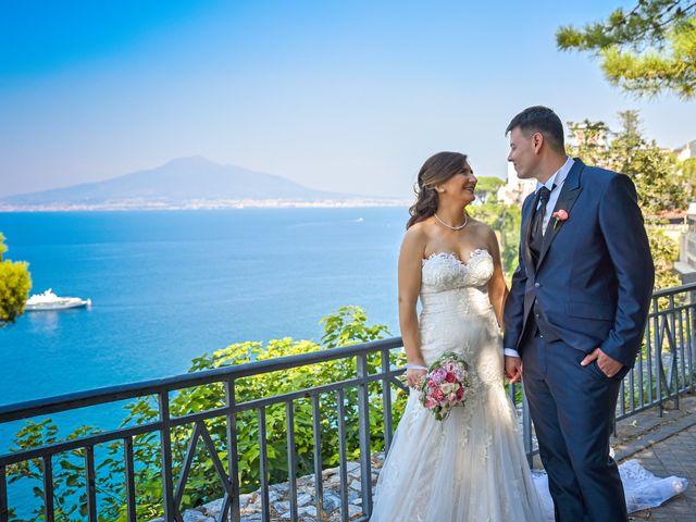 Il matrimonio di Lina e Mario a Castellammare di Stabia, Napoli 30