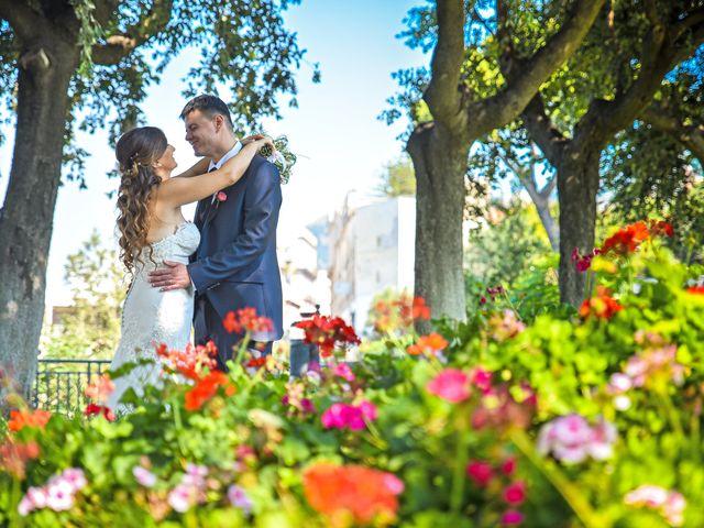 Il matrimonio di Lina e Mario a Castellammare di Stabia, Napoli 32