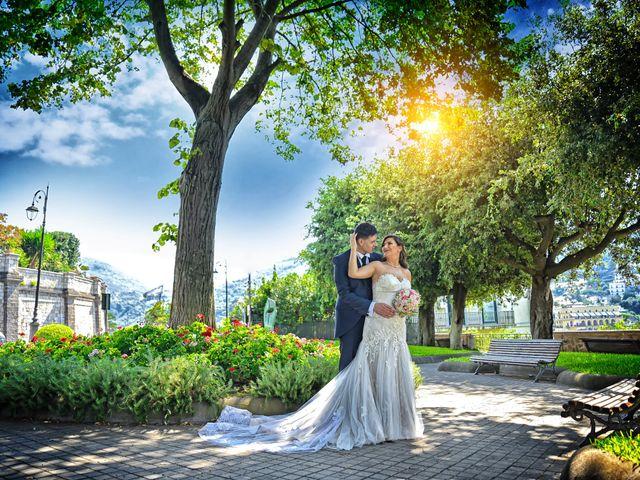 Il matrimonio di Lina e Mario a Castellammare di Stabia, Napoli 33