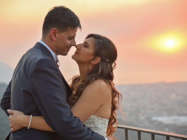 Il matrimonio di Lina e Mario a Castellammare di Stabia, Napoli 37