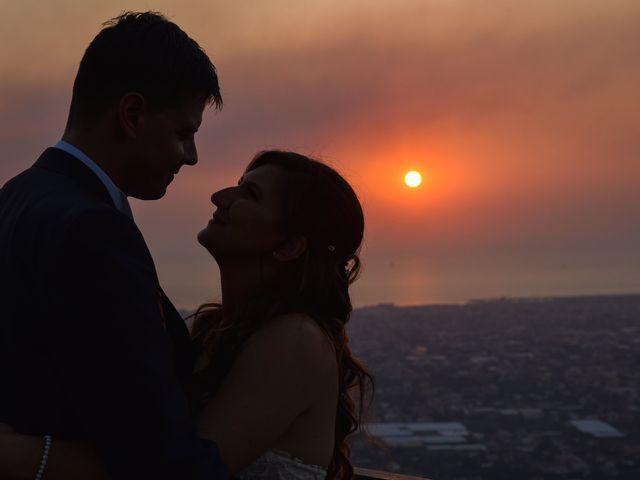 Il matrimonio di Lina e Mario a Castellammare di Stabia, Napoli 38