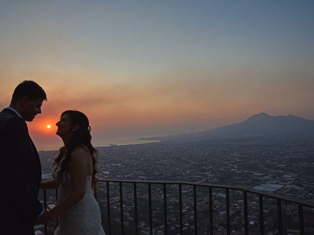 Il matrimonio di Lina e Mario a Castellammare di Stabia, Napoli 39