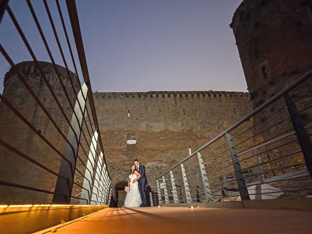 Il matrimonio di Lina e Mario a Castellammare di Stabia, Napoli 41