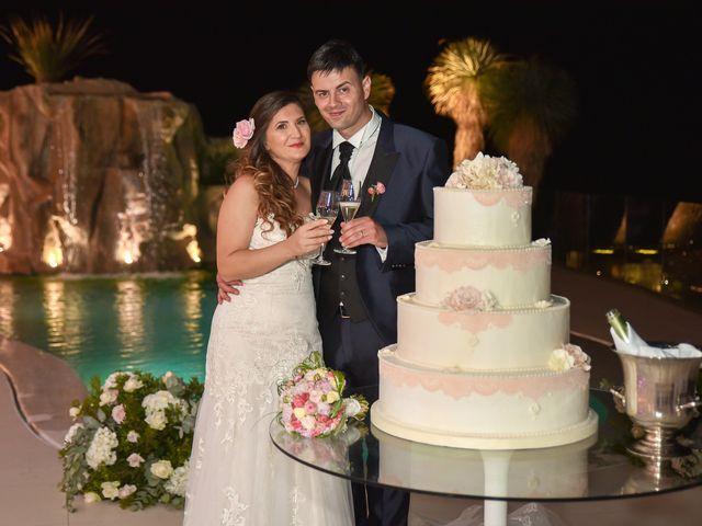 Il matrimonio di Lina e Mario a Castellammare di Stabia, Napoli 43