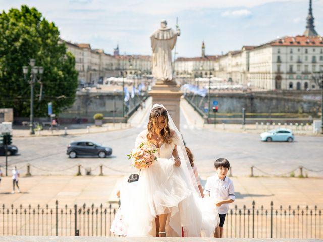 Il matrimonio di Giorgio e Karen a Torino, Torino 7