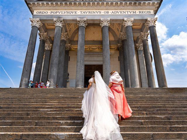 Il matrimonio di Giorgio e Karen a Torino, Torino 8