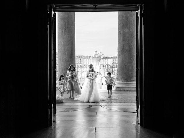 Il matrimonio di Giorgio e Karen a Torino, Torino 11