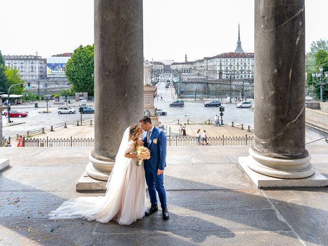 Il matrimonio di Giorgio e Karen a Torino, Torino 14