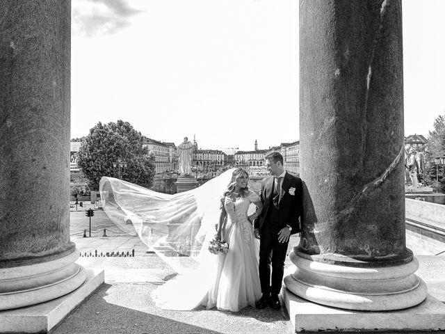 Il matrimonio di Giorgio e Karen a Torino, Torino 15