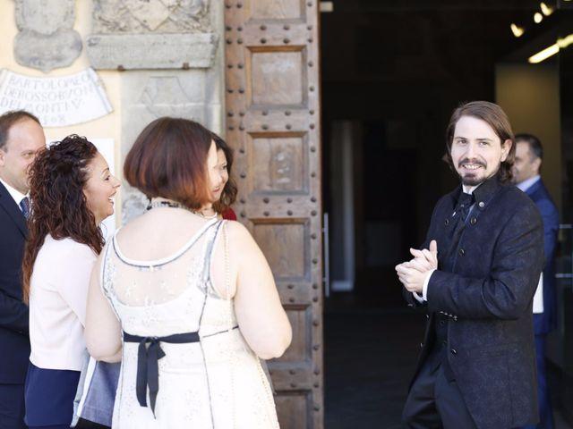 Il matrimonio di Elena e Lucio a San Giovanni Valdarno, Arezzo 9