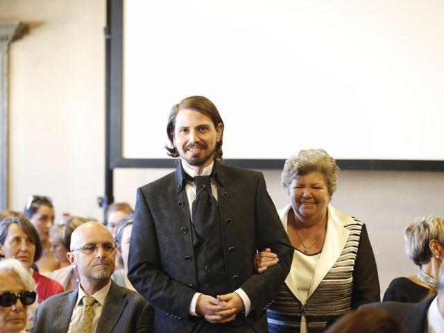 Il matrimonio di Elena e Lucio a San Giovanni Valdarno, Arezzo 10