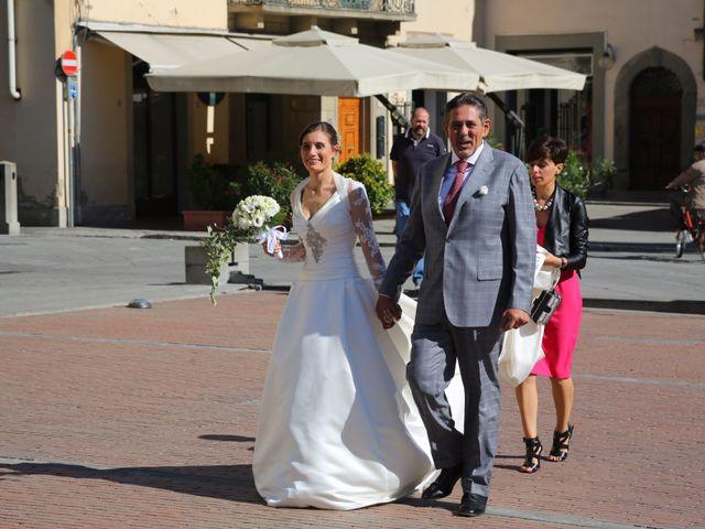 Il matrimonio di Elena e Lucio a San Giovanni Valdarno, Arezzo 12