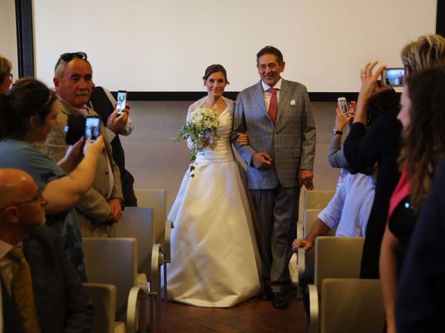 Il matrimonio di Elena e Lucio a San Giovanni Valdarno, Arezzo 18