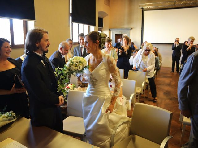 Il matrimonio di Elena e Lucio a San Giovanni Valdarno, Arezzo 19