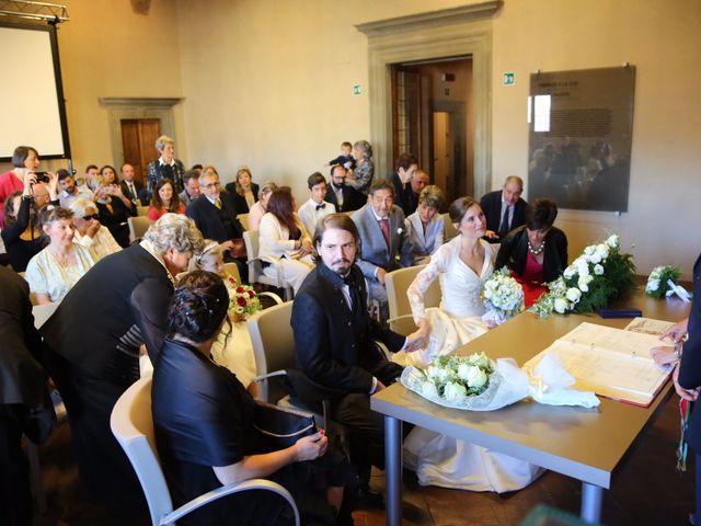 Il matrimonio di Elena e Lucio a San Giovanni Valdarno, Arezzo 20
