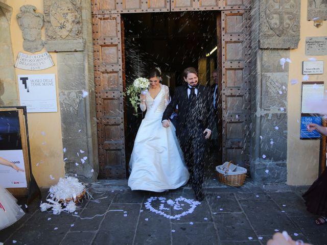 Il matrimonio di Elena e Lucio a San Giovanni Valdarno, Arezzo 22