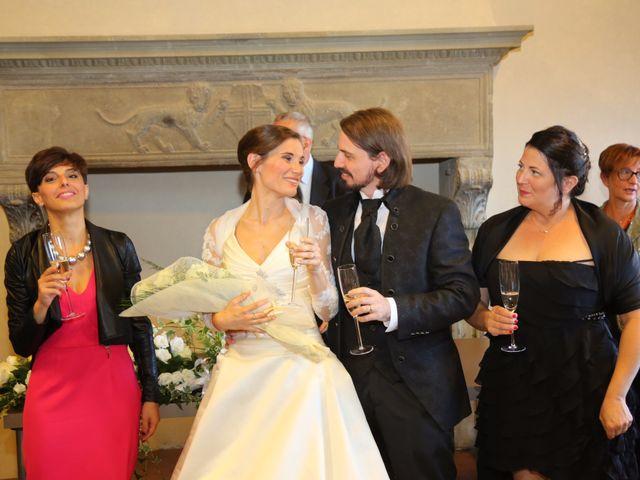 Il matrimonio di Elena e Lucio a San Giovanni Valdarno, Arezzo 24