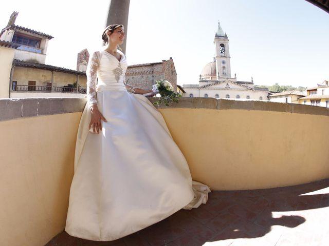 Il matrimonio di Elena e Lucio a San Giovanni Valdarno, Arezzo 26