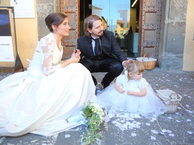 Il matrimonio di Elena e Lucio a San Giovanni Valdarno, Arezzo 30