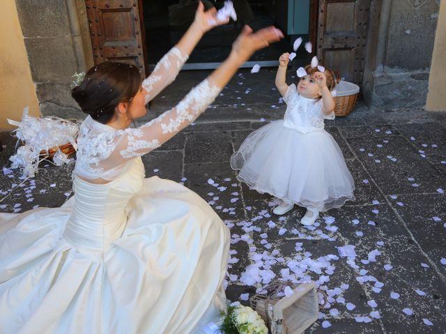 Il matrimonio di Elena e Lucio a San Giovanni Valdarno, Arezzo 31