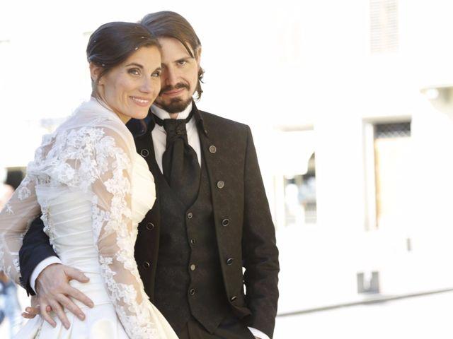 Il matrimonio di Elena e Lucio a San Giovanni Valdarno, Arezzo 33