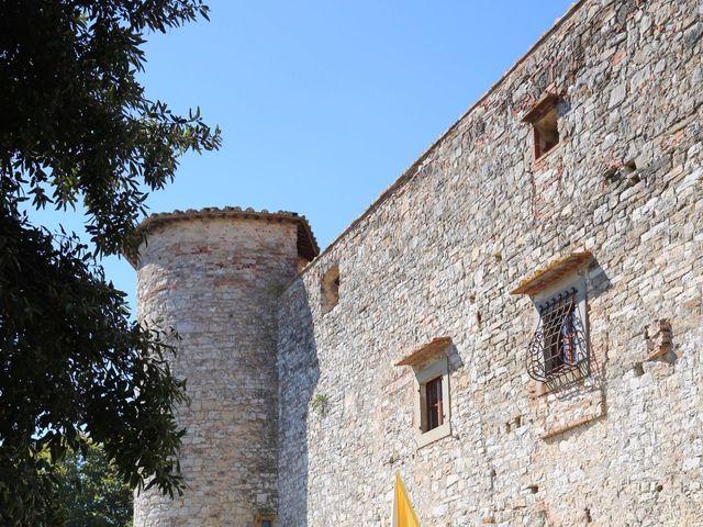Il matrimonio di Elena e Lucio a San Giovanni Valdarno, Arezzo 37