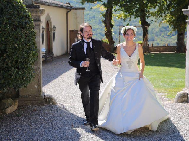 Il matrimonio di Elena e Lucio a San Giovanni Valdarno, Arezzo 38