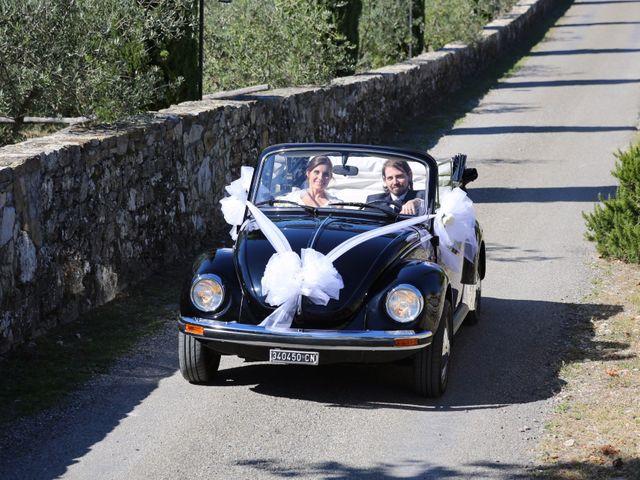 Il matrimonio di Elena e Lucio a San Giovanni Valdarno, Arezzo 39