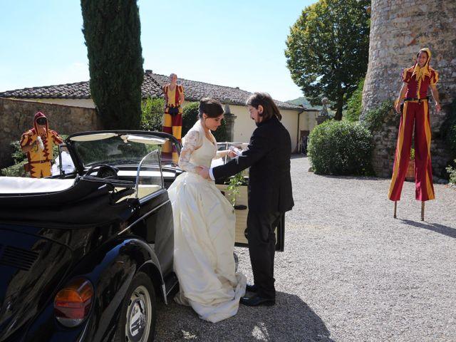 Il matrimonio di Elena e Lucio a San Giovanni Valdarno, Arezzo 41
