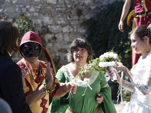Il matrimonio di Elena e Lucio a San Giovanni Valdarno, Arezzo 42