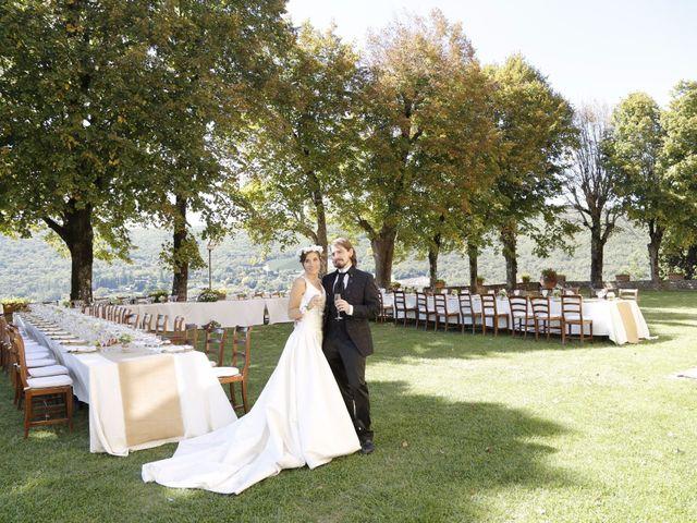 Il matrimonio di Elena e Lucio a San Giovanni Valdarno, Arezzo 43
