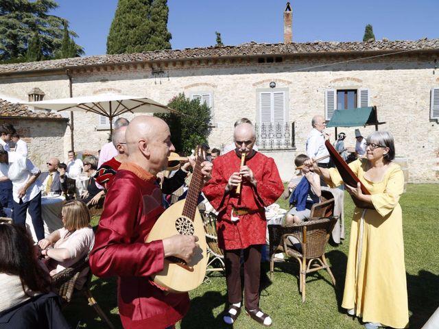 Il matrimonio di Elena e Lucio a San Giovanni Valdarno, Arezzo 44