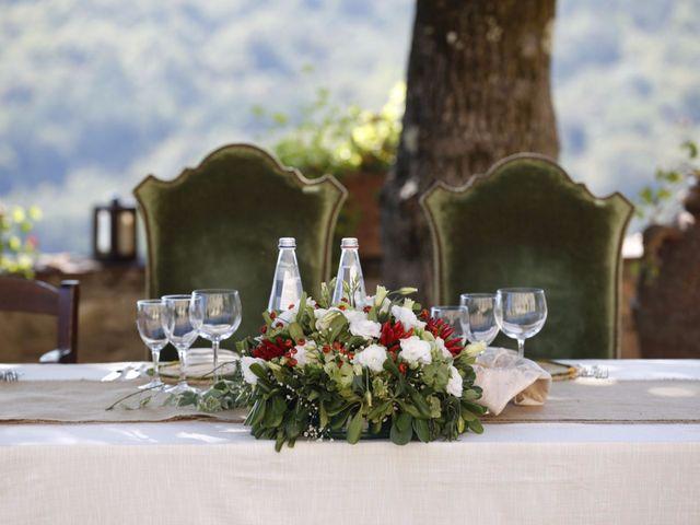 Il matrimonio di Elena e Lucio a San Giovanni Valdarno, Arezzo 47