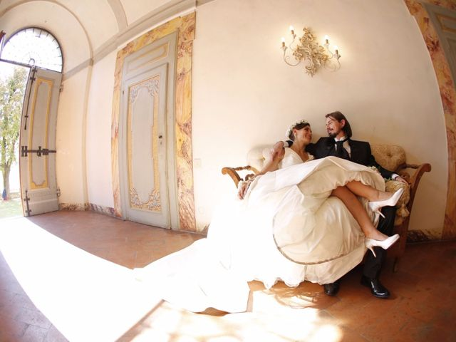 Il matrimonio di Elena e Lucio a San Giovanni Valdarno, Arezzo 50
