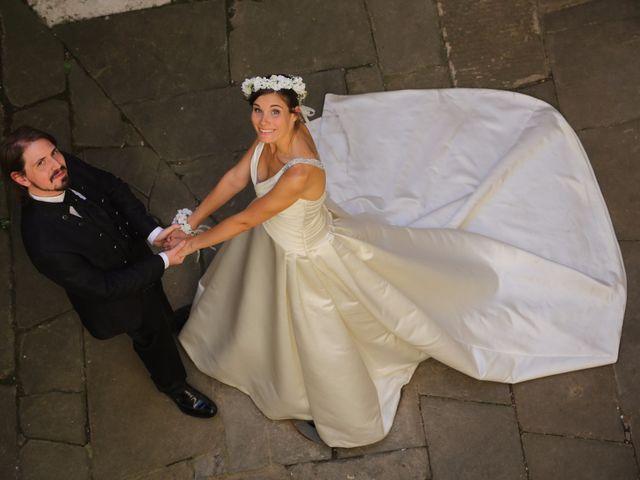 Il matrimonio di Elena e Lucio a San Giovanni Valdarno, Arezzo 57