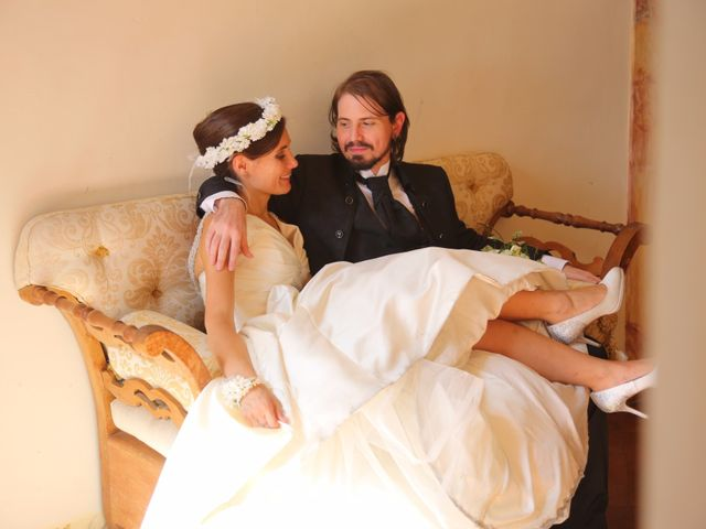 Il matrimonio di Elena e Lucio a San Giovanni Valdarno, Arezzo 58