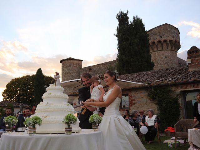 Il matrimonio di Elena e Lucio a San Giovanni Valdarno, Arezzo 59