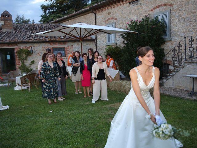 Il matrimonio di Elena e Lucio a San Giovanni Valdarno, Arezzo 61