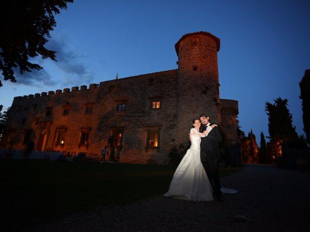 Il matrimonio di Elena e Lucio a San Giovanni Valdarno, Arezzo 62