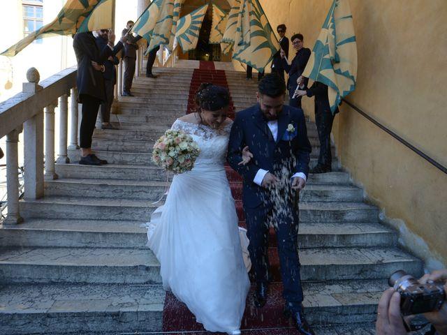 Il matrimonio di Francesco e Francesca a Ferrara, Ferrara 15