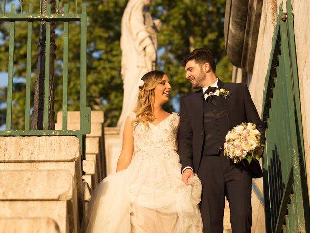 Pubblicazioni Matrimonio Fiano Romano : Reportage di nozze sara marco villa demetra