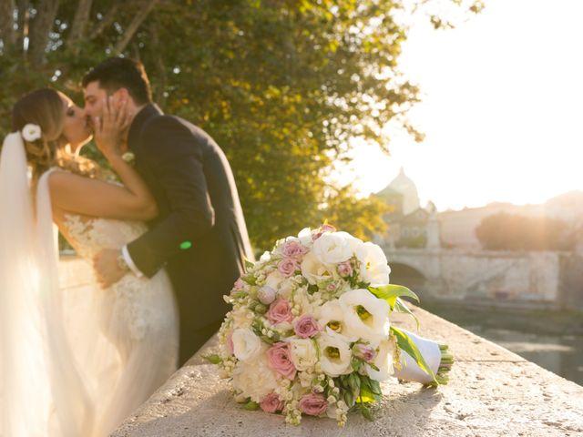 Matrimonio Fiano Romano : Reportage di nozze sara marco villa demetra