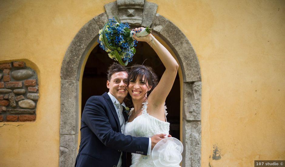 Il matrimonio di Matteo e Romina a Concorezzo, Monza e Brianza